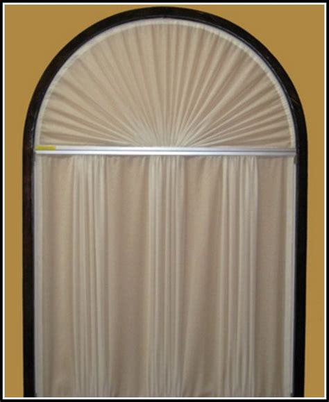 curtain rods for arched shaped windows curtain rods for arched shaped windows curtain