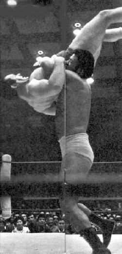 Wrestling Arsenal - Back Breakers
