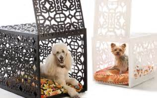 Designer Dog Crates modern and contemporary pet products updated daily