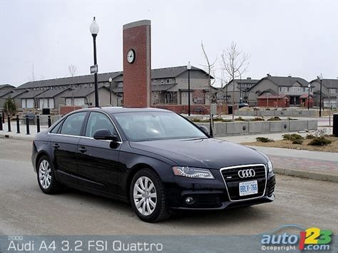 Audi A4 3 2 Fsi Quattro by List Of Car And Truck Pictures And Auto123