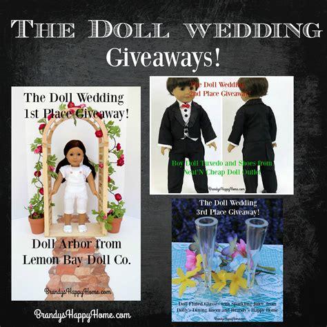 Wedding Giveaways by Doll Wedding Giveaways