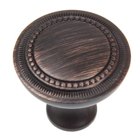 hammered bronze cabinet knobs gliderite 1 1 4 in dia oil rubbed bronze round hammered