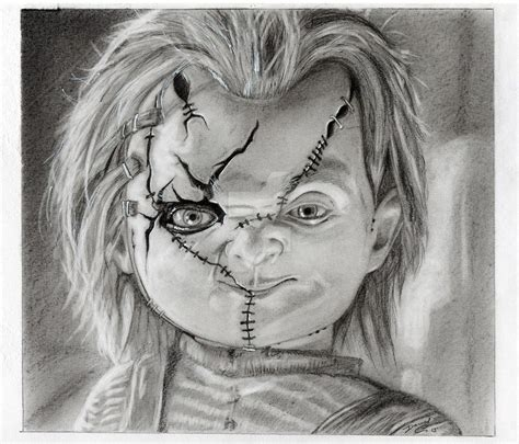 chucky the killer doll by thenuckelavee on deviantart
