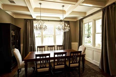 craftsman dining room for the home
