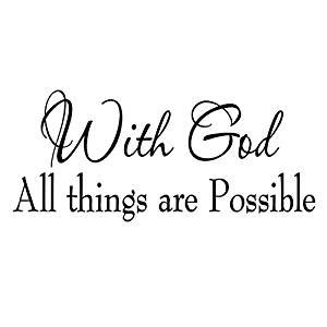 welcome to faith in action we sell christian bracelets amazon com with god all things are possible faith wall