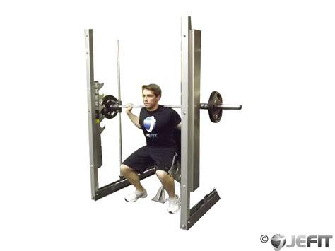 benching on a smith machine smith machine squat to bench exercise database jefit