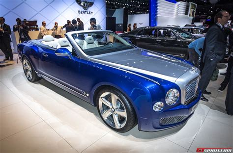 bentley convertible los angeles 2014 bentley grand convertible concept gtspirit
