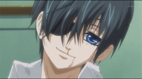 ciel phantomhive from black butler anime photo 36384187