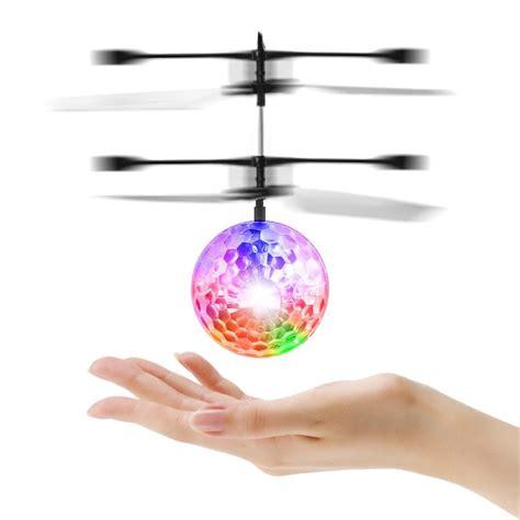 volante giocattolo giocattolo volante giochi bambini con luce led elicottero