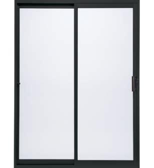 Standard Aluminum Sliding Glass Door   Milgard Windows & Doors