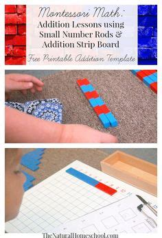 montessori number cards template moving forward extensions and to the on