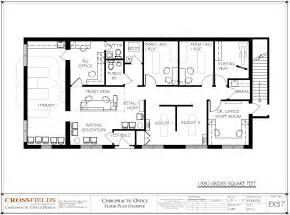 open floor plans 2000 square chiropractic office floor plans