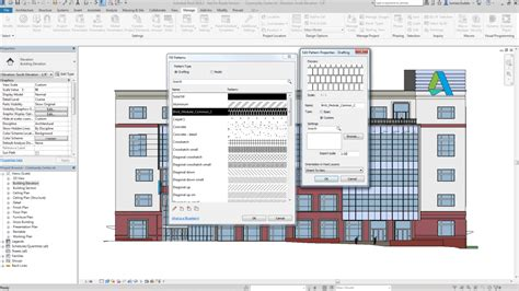 fill pattern line weight revit getting to the small things that matter with the revit