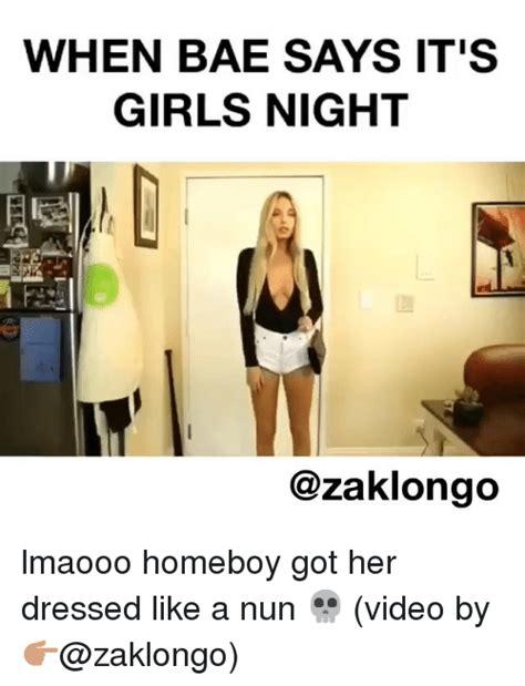 Girls Night Meme - image gallery its ladies night funny