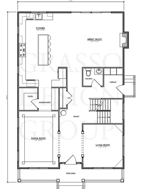 main street homes floor plans grasso design group