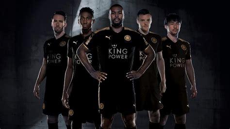Leicester City 3rd 1 leicester city 2017 18 away kit todo sobre camisetas