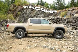 Toyota Trd Road 2016 Toyota Tacoma Trd Road Drive Digital Trends