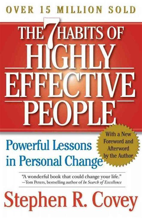 the 7 habits of book review 7 habits of highly effective people