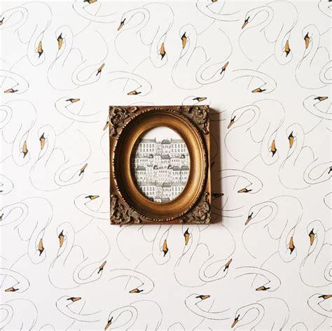 Papier Peint Deco 2534 by Kate Zaremba Wallpaper Wallpaper Deco