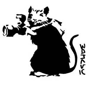 Banksy Stencil Templates by Flower Stencils Driverlayer Search Engine