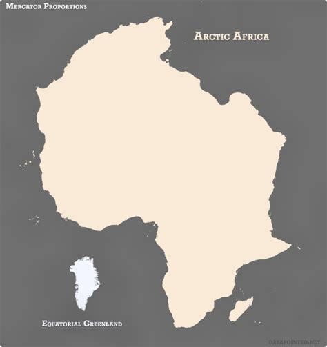 africa map distortion mercatorisms flip flopped mercator map distortions