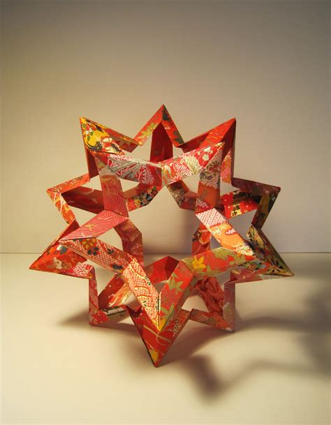 Dodecahedron Origami - origami maniacs origami dodecahedron by francesco
