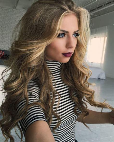 curls ideas  pinterest wavy curls curls hair
