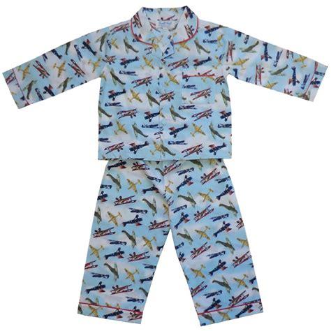 Kids Clothing Storage by Vintage Planes Douglas Childrens Pyjamas