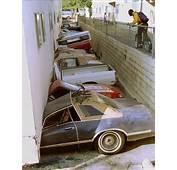 La Earthquake 1994  Car Interior Design