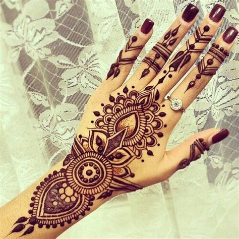 where do you get a henna tattoo 97 jaw dropping henna ideas that you gotta see
