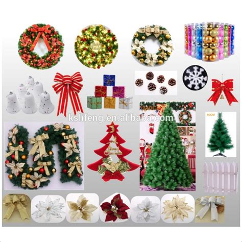christmas decorations in bulk china wholesale christmas