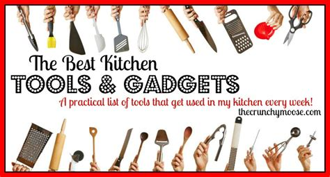 must have kitchen items list best kitchen gadgets great gift ideas for cooks