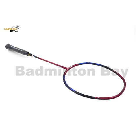 Apacs Blend 6000 Blue 4u Badminton Racket Racquet Free Stringing Pu apacs lethal 9 blue badminton racket 4u