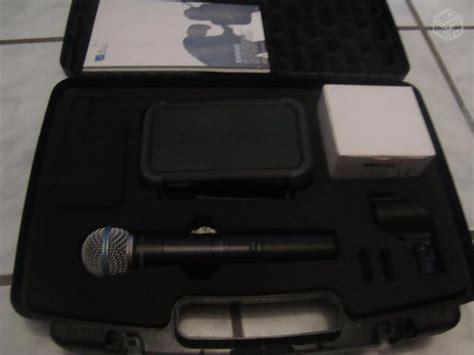 Shure Slx24sm58 Original microfone shure l4 diversity wireless receiver ofertas