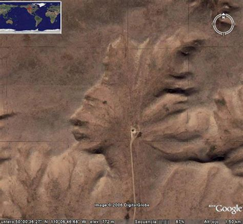 imagenes mas sorprendentes de google maps las veinte im 225 genes m 225 s impactantes vistas en google earth