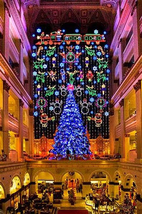 i miss this christmas lights at john wanamaker