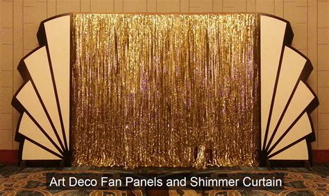 art deco curtain 1000 images about the big day on pinterest art deco