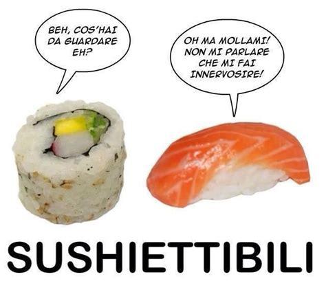 trombate in cucina vignetta per divertente sushi sfondi hd gratis