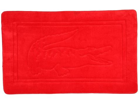 lacoste memory foam bath rug shoes shipped free at zappos Memory Foam Bathroom Rug