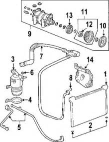 chevrolet trailblazer frame chassis components assembly