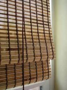 Matchstick Blind Bamboo Outdoor Roll Blinds Bamboo Products Photo