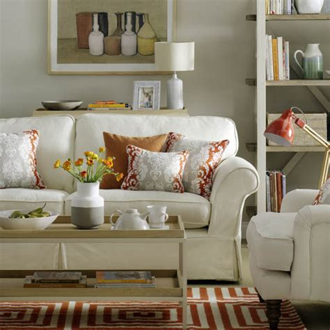 Living Room Accessories Uk Cosy Living Room Looks For Autumn