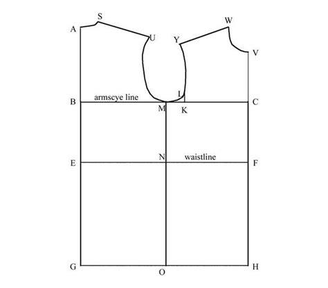 Shirt Pattern Making Tutorial | pattern drafting 101 the men s shirt block pattern