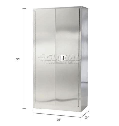 36 x 24 x 72 storage cabinet cabinets stainless steel stainless steel storage