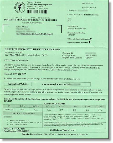 cancellation letter extended warranty resume letter sle resume cover letter exles dental