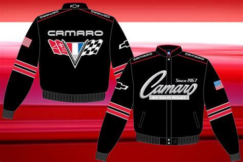 camaro racing jacket ford jackets chevy jackets mustang jackets etc