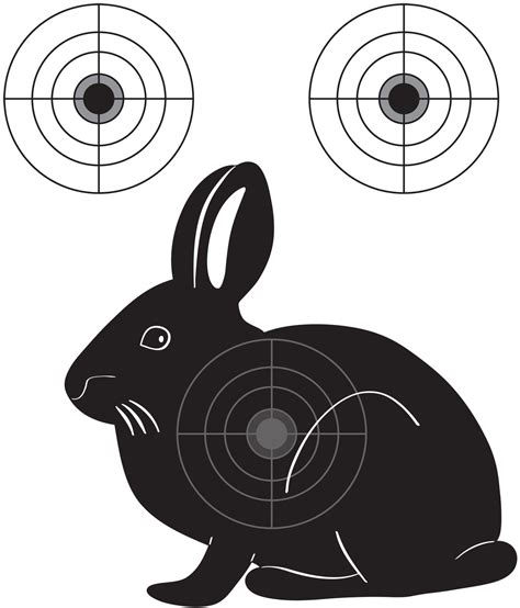 printable targets animal animal shooting targets www imgkid com the image kid