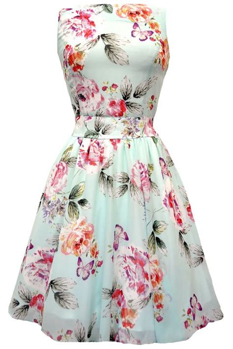 Tea Wardrobe by 17 Best Ideas About Floral Dresses On