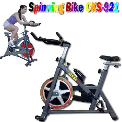 Sepeda Statis Model Racer Spinning Spin Bike Race Alat Olahraga Be harga treadmill hp 0817117335 pin bbm 26b150c8
