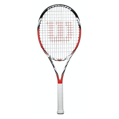 Raket Wilson Original jual raket tenis wilson steam 105 s original wimbledonsports